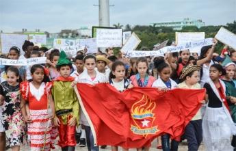 Desfile Pioneril