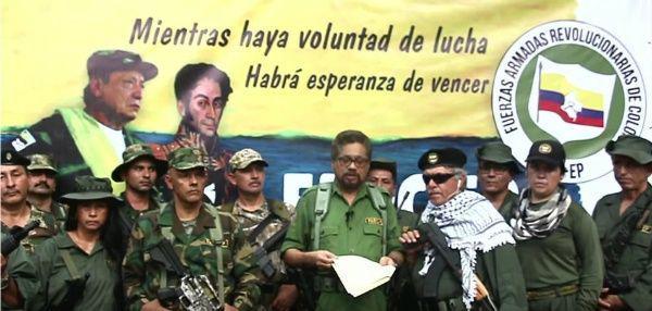 Las FARC-EP retoman las armas, la FARC reitera compromiso con lapaz
